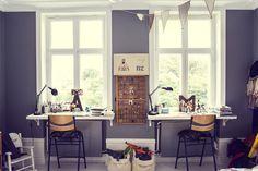 Gravity Home: Scandinavian Boho Home of Malin Persson