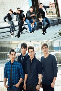 Big Time Rush Happy New Games funny! Puzzle game include some pictures - you will be able to set as desktop background too! Enjoy this game with your friends, find out who can finish with less moving! Only for smart people like you ;-) survived having fun