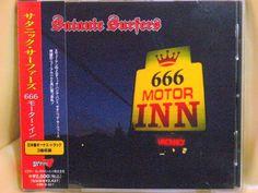 CD/Japan- SATANIC SURFERS 666 Motor Inn +3 bonus trx w/OBI RARE VICP-5844