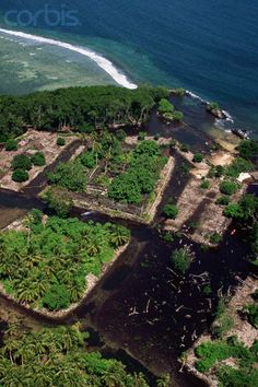 NAN Madol Island town that is situated in the middle of the Pacific Ocean.- Google search.