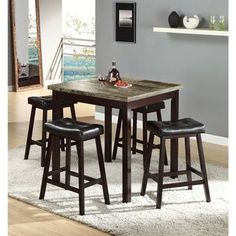 5-piece Indoor Dining Set