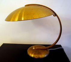 Bauhaus Desk Lamp by Hillebrand