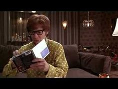 Austin Powers - International Man of Mystery (Trailer) = I laugh every time I see this movie! Every...single....time!