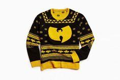 Wu-Tang Sweater