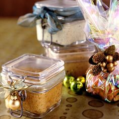 This rich and creamy spread makes the perfect food gift for the holidays. Just spoon into a pretty glass jar and add a decorative ribbon.