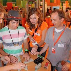 IdeenExpo 2013 - I love Orange