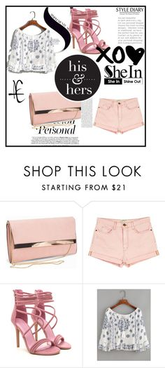 """Gentle rose"" by ivana-maric-2 ❤ liked on Polyvore featuring New Look and Current/Elliott"
