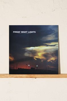 Friday Night Lights - Original Soundtrack 2XLP