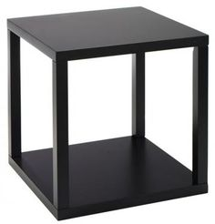 Home Decorators Collection Parsons End Table (only $50!)