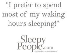 Feeling a little tired?
