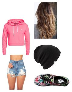 """Untitled #5"" by baileyhudson66 on Polyvore featuring Vans, Only Play and Coal"