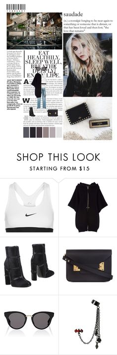 """""""Set #4973"""" by miky94 ❤ liked on Polyvore featuring NIKE, Burberry, Tom Ford, Sophie Hulme and Dita"""