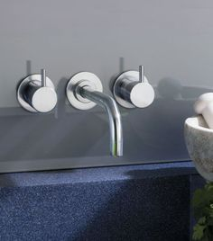 Vola 1511 wall mount faucet
