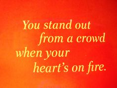 heart on fire pictures - Google Search