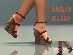 MJ95's Madlen Milano Shoes