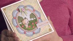 Watch our cardmaking tutorial video to make a cute cat card using the Papermania Little Meow collection. Card Making Tutorials, Video Tutorials, Paper Crafts, Diy Crafts, Cat Cards, Craft Videos, Cardmaking, Dog Cat, Cool Stuff