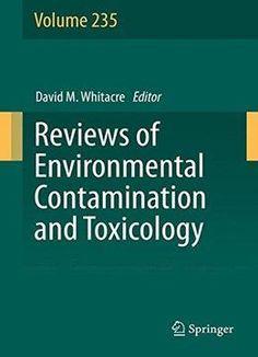 Reviews Of Environmental Contamination And Toxicology Volume 235 PDF
