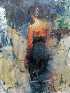 GOLDNILAB: Painting by Henry Asencio (20 PICS)