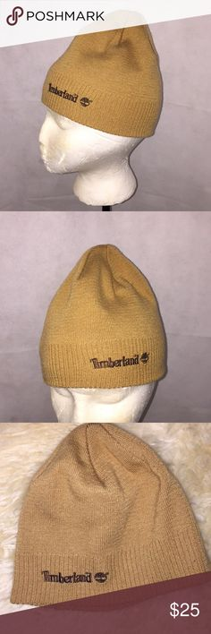 Timberland hat OSFA Timberland hat one size fits all OSFA 100% Acrylic  Timberland Accessories Hats 1e0cc0f601d3