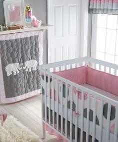 Pink & Grey nursery