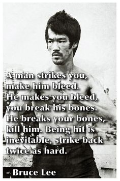 Wisdom Quotes : QUOTATION - Image : As the quote says - Description Great quote from martial arts master Bruce Lee. Great Quotes, Quotes To Live By, Life Quotes, Wisdom Quotes, Citations Sport, Jeet Kune Do, Bruce Lee Quotes, Ju Jitsu, Motivational Quotes