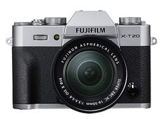 Shop Fujifilm X Series Mirrorless Camera with R LM OIS Lens Silver at Best Buy. Sony A6000, Travel Camera, Camera Deals, Canon, Dslr Photography Tips, Multiple Exposure, Image Processing, Camera Nikon, Zoom Lens