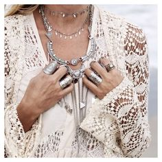 ➳➳➳☮American Hippie Bohemian Boho Bohéme Feathers Gypsy Spirit Bizu Baroque Tati Tati Style - Summer, Jewelry