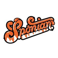 Clothing label Spontan