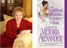 Want more from Victoria Alexander? Chat with us May 9th on Facebook!