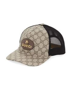 3890acb94 Gucci Tigers print GG Supreme baseball hat - Neutrals in 2019 | Products | Baseball  hats, Supreme baseball cap, Hats