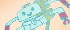 Tutorial: How to create a cute robot children book cover with Justin Will's hand drawn Sci-Fi vectors!