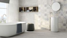 Carrea - sklep, inspiracje, porady Downstairs Bathroom, Tiles, Bathtub, Steel, Design, Alicante, Interiors, Products, Ideal House