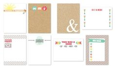 Finding Free Journaling Card Printables Online