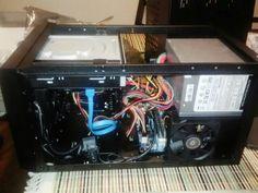 Small computer case
