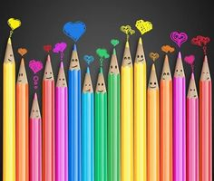 Do you draw as a medium of expression or just for fun? Did you know that drawing also has positive health benefits? Keep reading for benefits of drawing. Love Rainbow, Taste The Rainbow, Rainbow Art, Over The Rainbow, Rainbow Colors, Image Crayon, Coloring Books, Coloring Pages, Rainbow Aesthetic