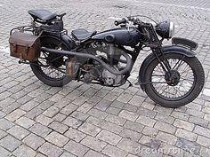 Sweet Vintage Bobber Motorcycle! #vintage #motorcycles #bobber