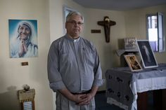 In this Q. and A., the Rev. Brian Kolodiejchuk, the editor of a book on Mother…