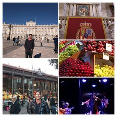 Being a #tourist in #madrid ! #spain #flamenco #palace #market #igers #igersspain #igfood #つかれた #tapas