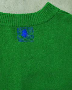 We asked the textile artist Celia Pym to mend a family of TOAST sweaters. Sashiko Embroidery, Cross Stitch Embroidery, Textiles, Sewing Crafts, Sewing Projects, Visible Mending, Diy Vetement, Make Do And Mend, Darning