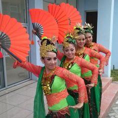 Tarian Jaipong, tari tradisi rakyat Sunda