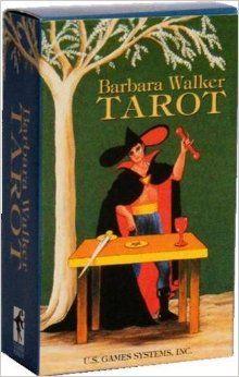 Barbara Walker Tarot: 78-Card Deck: Barbara Walker: Incorporates matriarchal beliefs, female sexuality, pagan rite, and Christian adaptations.