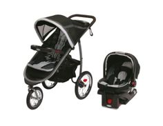 I am not a fan of buying a travel system because you are stuck with the stroller or the car seat it comes with. Most often, people are either just happy with the stroller or the car seat - but seldom happy with both. Will you end up liking this combo?