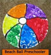 Summer Themed Crafts For Preschoolers - Bing Images