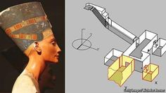 La tombe de Nefertiti?