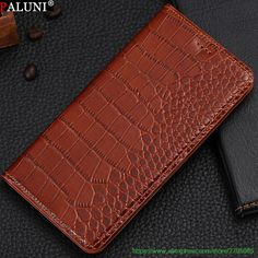 Case For LG V20 Mini LG V34 Genuine Leather Case Cover Flip The bracket The High Quality Crocodile texture+Free Gifts