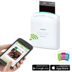 FujiFilm Instax Share SP-1 iPhone Printer - Only £129.99