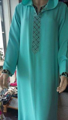Muslim Fashion, Kaftan, Tunic Tops, Hijabs, Blouse, Long Sleeve, Sleeves, Collection, Crochet