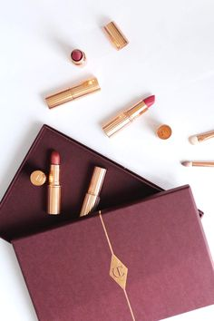 My Charlotte Tilbury Lipstick Collection - The Lovecats Inc