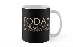Today Is Mug | nigel-cameron
