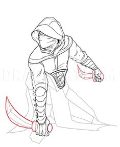 Drawing Body Poses, Body Reference Drawing, Drawing Reference Poses, Drawing Guide, Sword Drawing, Drawing Base, Figure Drawing, Mode Cyberpunk, Fighting Drawing